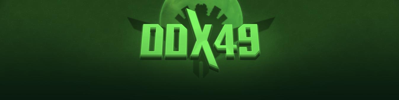 DDX49 – Space shoot-em-up prototype