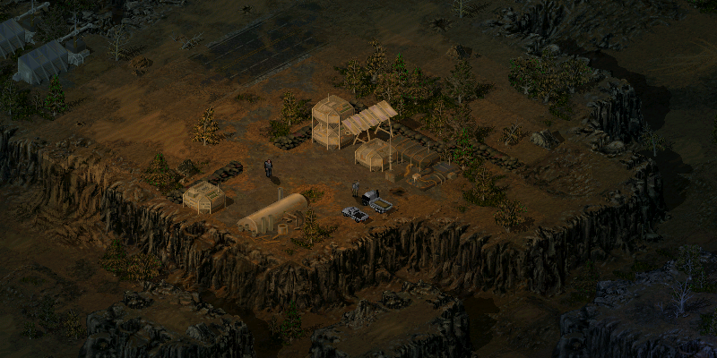 Map project for Command & Conquer: Tiberian Sun