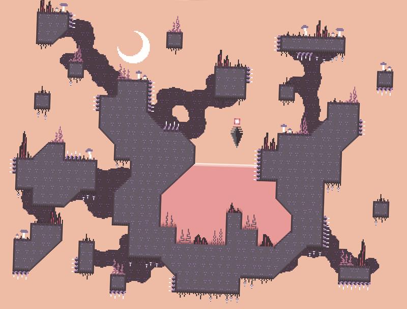 Showcase Tilted Dungeon