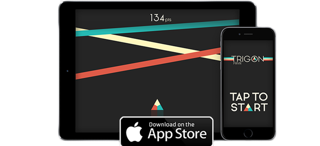Trigon FRVR – A fast paced color matching game