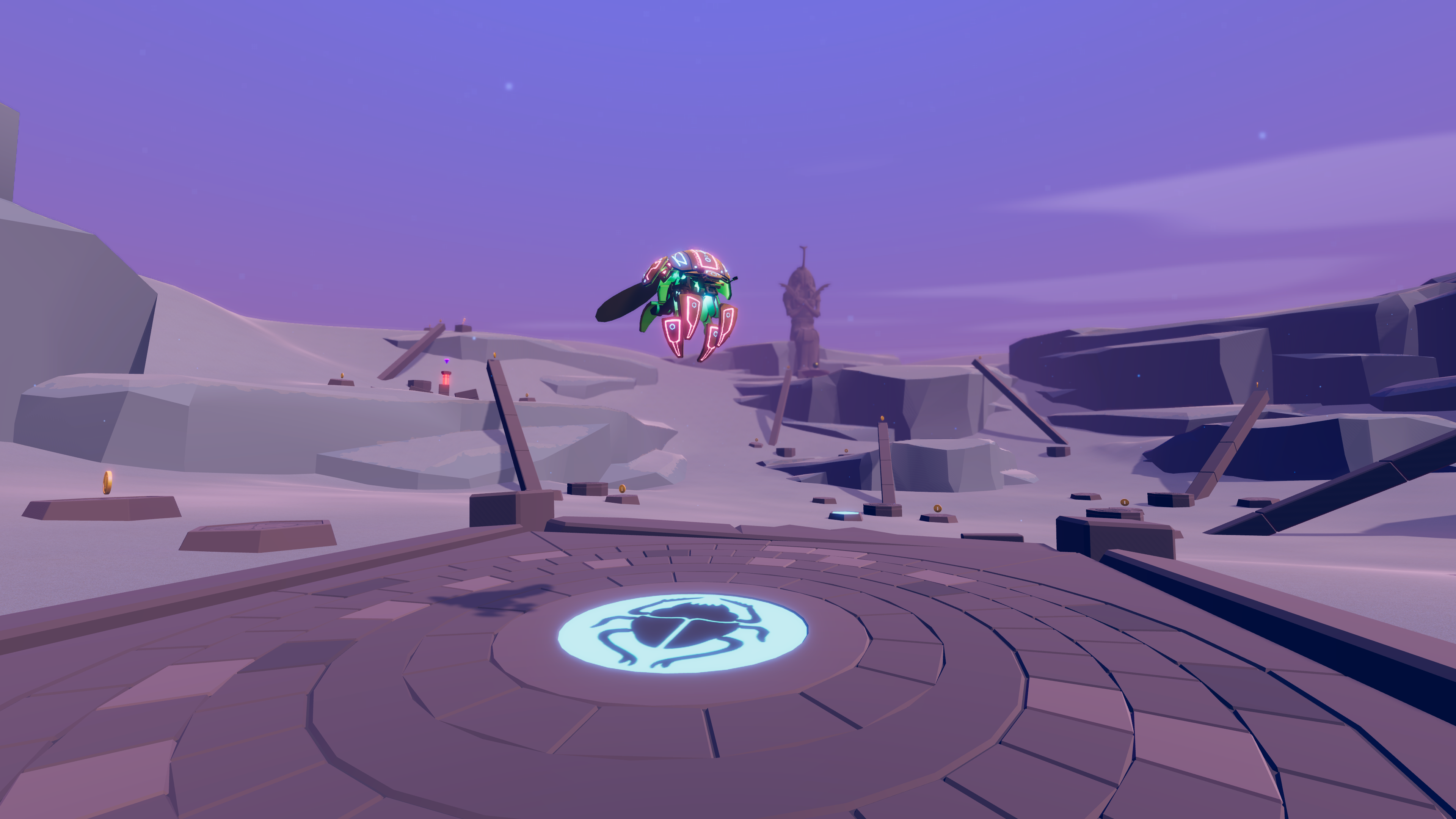 Glyph 4K Screenshot Collection